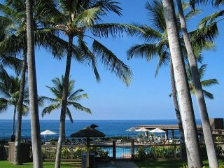Beautiful 2 BR / 2 BA condo in Kanaloa at Kona