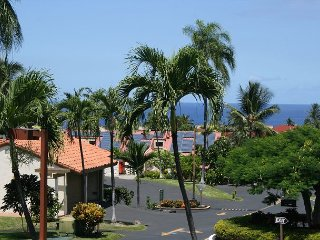 Spacious 1 BR/1 BA Keauhou Gardens condo at Kona Coast Resort