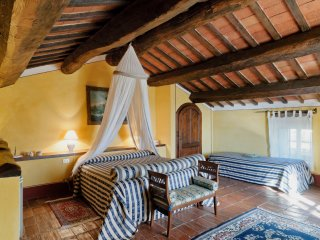 Casa Fontelunga, Cortona