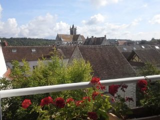 Lovely cozy house+ private garden, Moret-sur-Loing