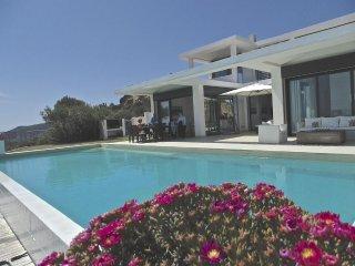 Villa di lusso per 8 persone con piscina e vista mare, Santa Margherita di Pula