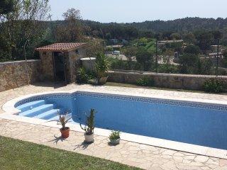 Villa Versalle Lloret de Mar, Vidreres