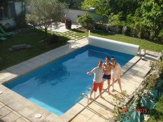 Villa en Provence et Luberon avec Piscine et Vues, Forcalquier