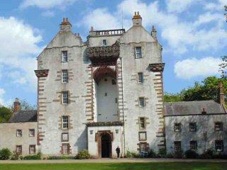 192-Impressive Scottish Castle