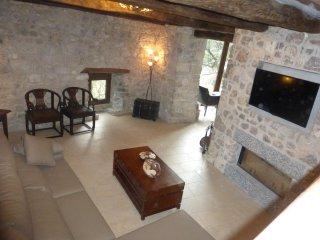 Viladomat rural: Casa Vella, La Nou de Bergueda