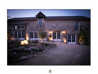 Gite pour 8 personnes: piscine, golf champêtre, La Roche-Posay