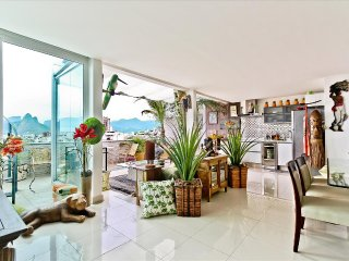 Arpoador - 2 Bedrooms 5Star Penthouse