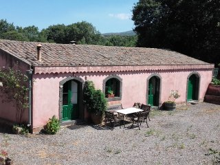 House the slopes of Etna with swimming pool, Solicchiata