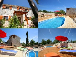 Villa Grazia - beautiful istrian villa with pool