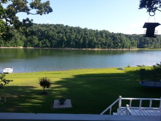 Lakehouse has a view like No Other and Easy Access