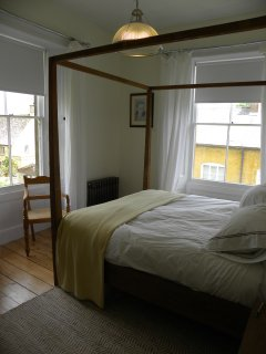 Bedroom 1 with double aspect