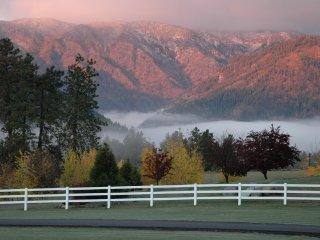 Alpenglow Retreat in Leavenworth, WA
