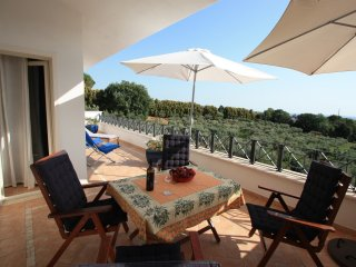Holiday apartment MELOGRANO - sea view - near Rome