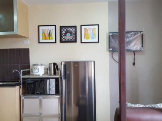 Wharton condo for rent in Baguio near SLU