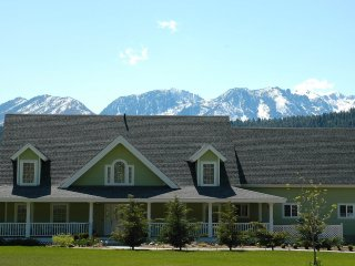 New in Flipkey!  Alpenglow Retreat in Leavenworth
