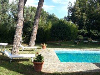 ROCCAMARE Villa con piscina e spiaggia privata