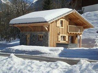 Chalet très grand confort Jacuzzi station ski, Sixt-Fer-a-Cheval