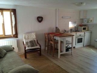Studio en plein coeur de Ceillac en Queyras