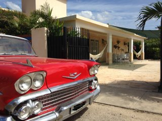 House by the sea in Havana
