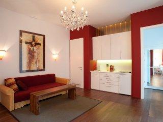 Designer Apartment near Mariahilfer Strasse