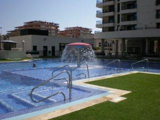 Precioso apartamento en playa de Valencia