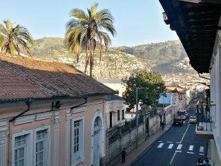 Casa Rocafuerte - en el centro historico de Quito