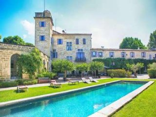 Breathtaking 9 Bedroom Chateau Close to The Sea and Located in Camargue.