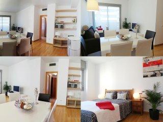 Beach Apartment Barcelona, wifi, a 300m de Playa., Barcellona