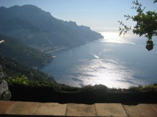 Charming double room Casette with panoramic garden, Ravello
