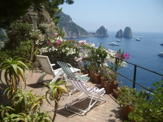Villa July, Capri