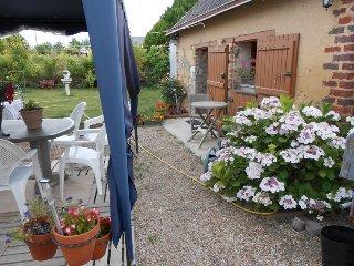 Chambre d'hotes en val de Loire, Genneteil