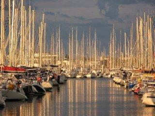 Week end en amoureux à la Rochelle, La Rochelle