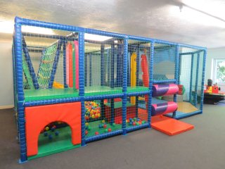 Indoor Play Area in the Club House