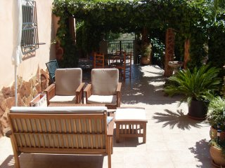 Unique Cave House with private pool, sleeps 6, Orihuela