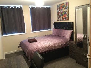 2 En-suite Bedrooms  Apartment # 2, City Centre.
