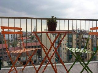 Turin apartment 'La coccinella'