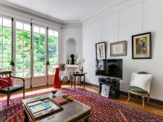 Hôtel particulier dans le 16ème arrondissement