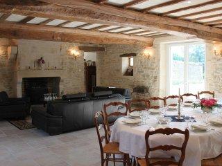 Manoir de l'Oseraie -grand gîte de charme calvados, Amaye-sur-Orne
