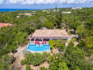 Little Provence at Terres Basses, Saint Maarten - Ocean View, Pool, Short Drive to the Beach