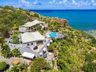Ambiance at Terres Basses, Saint Maarten - Ocean View, Large Pool, Contemporary