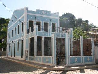 Casarao Azul - Apartamento jardim