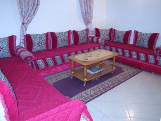 Convivial & Independent Apartment, Rabat