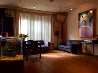 Nice appartment, 2 bedrooms, terrace & garden, Saint-Jans-Molenbeek