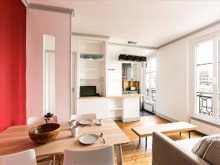 Bright apartment in 13th arrondissement, Paris