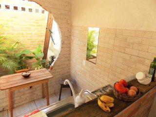 Casa nova na ilha de Boipeba, Velha Boipeba