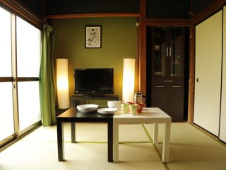 Family house 7mins to JR Hirai Station, Edogawa