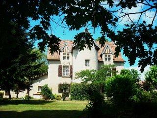 château du Rau  gîtes  locations de vacances