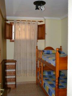 Habitación doble litera 3.