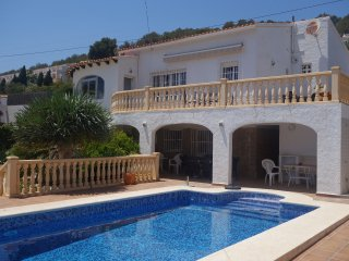Cosy villa with wonderful sea panorama!, Calpe