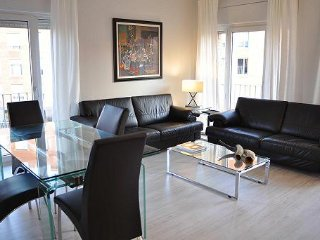 Deluxe Appartment in Barcelona Olimpic Beach